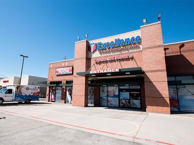 Excellence ER Houston - 24 hour emergency room in Houston